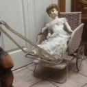 Antique Baby Buggy  $25.00