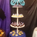 Butterfly Table 4 Tier (x2)  $25.00 each / Tablecloth $3.00 rental