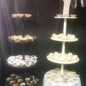 Bride & Groom Table (X 2) $25.00 each / Tablecloth Rental $3.00 Each