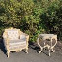 Chair $70.00 / Table $35.00