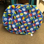 Giant Frisbees $4.00 (set of 2)