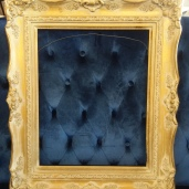 Gold Picture Frame 23 x 27
