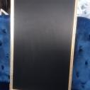 Gold Framed Blackboard 20 x 32